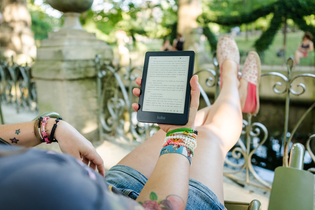 Benefits of Using Kindle Books